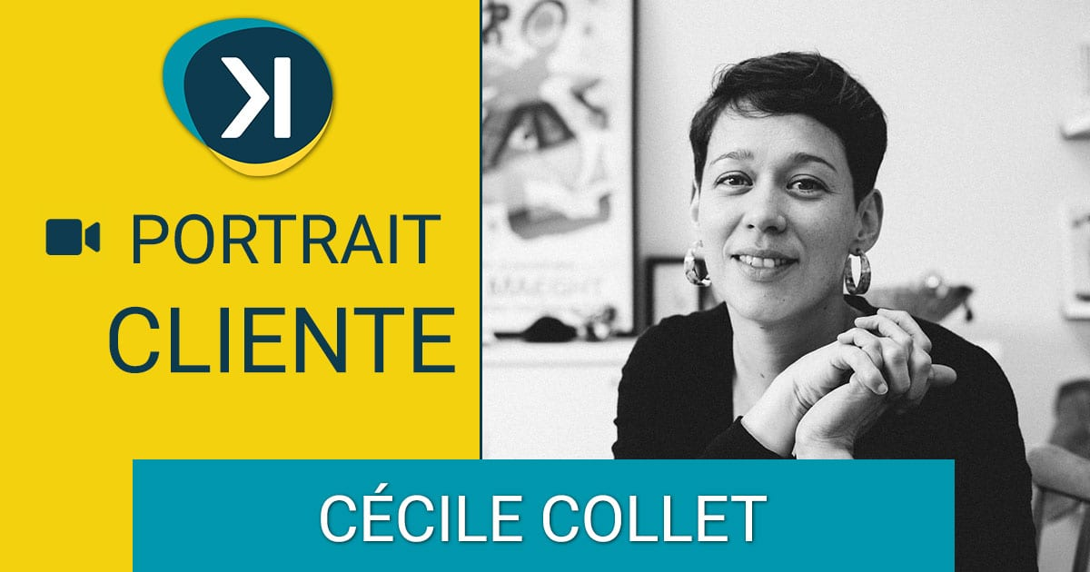 Portrait Cécile COLLET | BNC | Cliente KALIAME